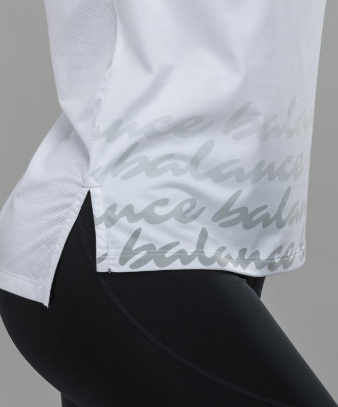 Женская спортивная футболка Balance FA-WT-0105, белый, FIFTY