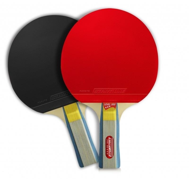 Ракетка для настольного тенниса START LINE Level 300 (анатомическая)