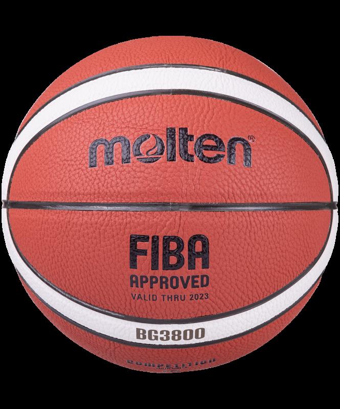 Мяч баскетбольный B6G3800 №6, Molten