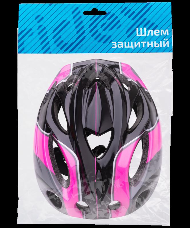 Шлем защитный Envy, розовый, RIDEX