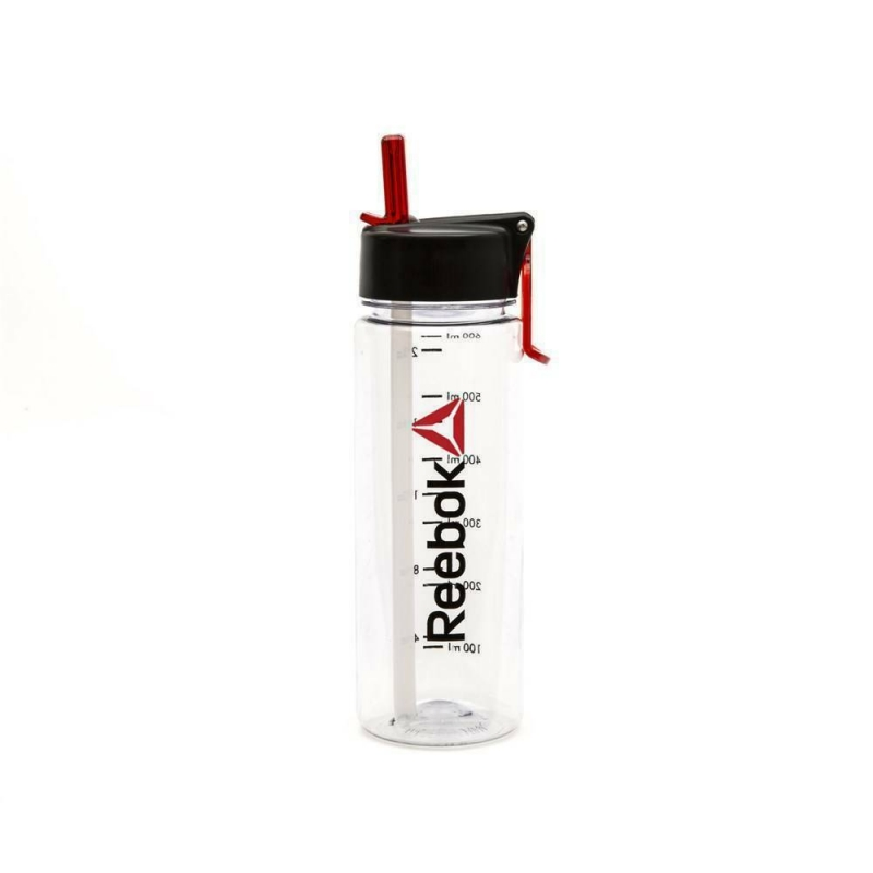 Бутылка для воды Reebok 0,65 Clear Wordmark