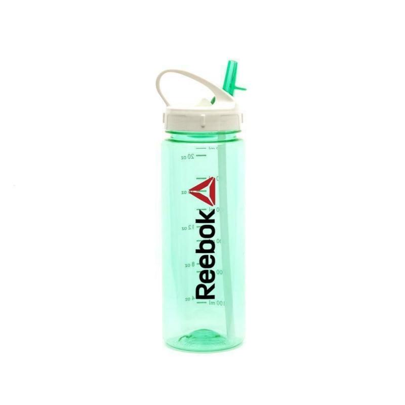 Бутылка для воды Reebok 0,65 Green Wordmark