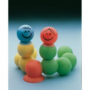 Набор мячей THERA BOLLY AQQUATIX