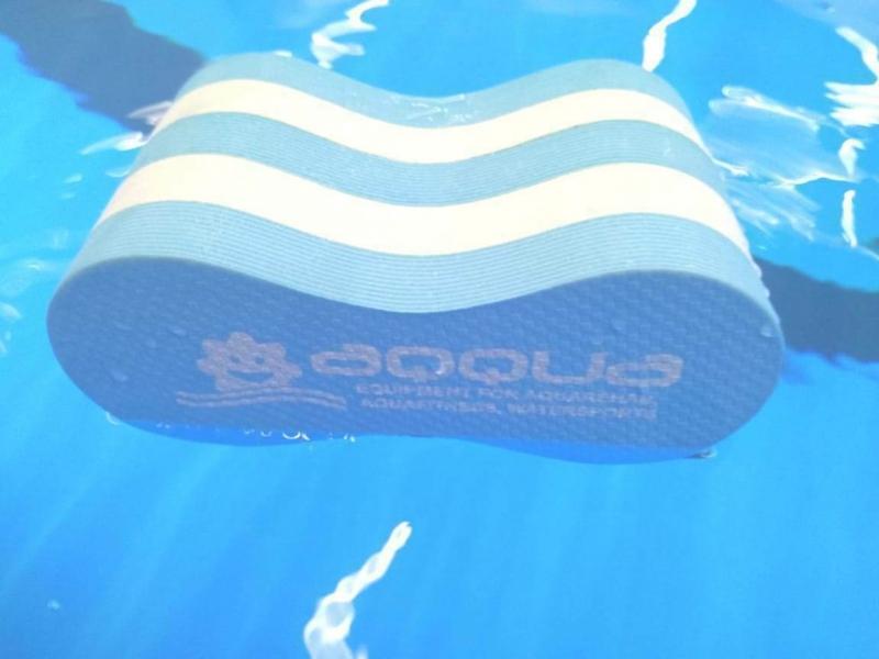 Колобашка для плавания AQQUA