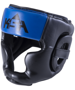 Шлем закрытый Skull Blue, L, KSA