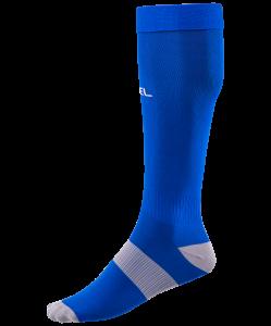 Гетры футбольные Essential JA-006, синий/серый, Jögel