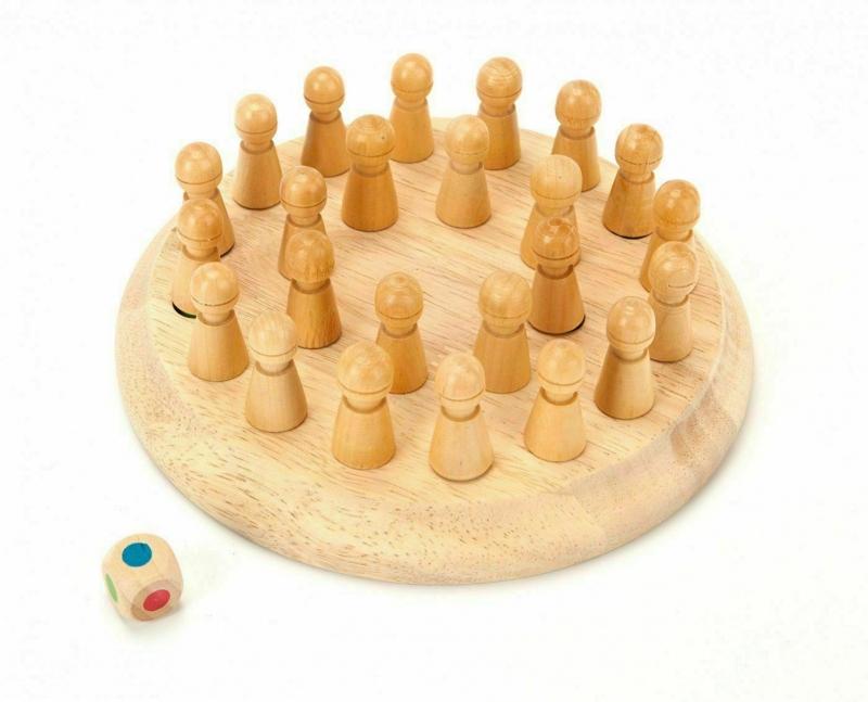 Шахматы детские для тренировки памяти «МНЕМОНИКИ» BRADEX DE 0112