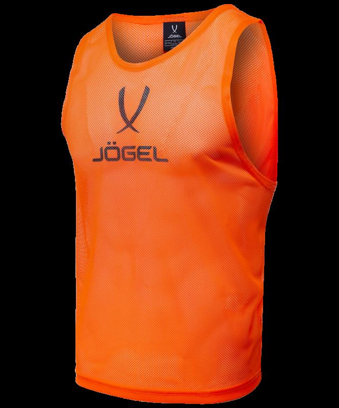 Манишка сетчатая Training Bib, оранжевый, Jögel