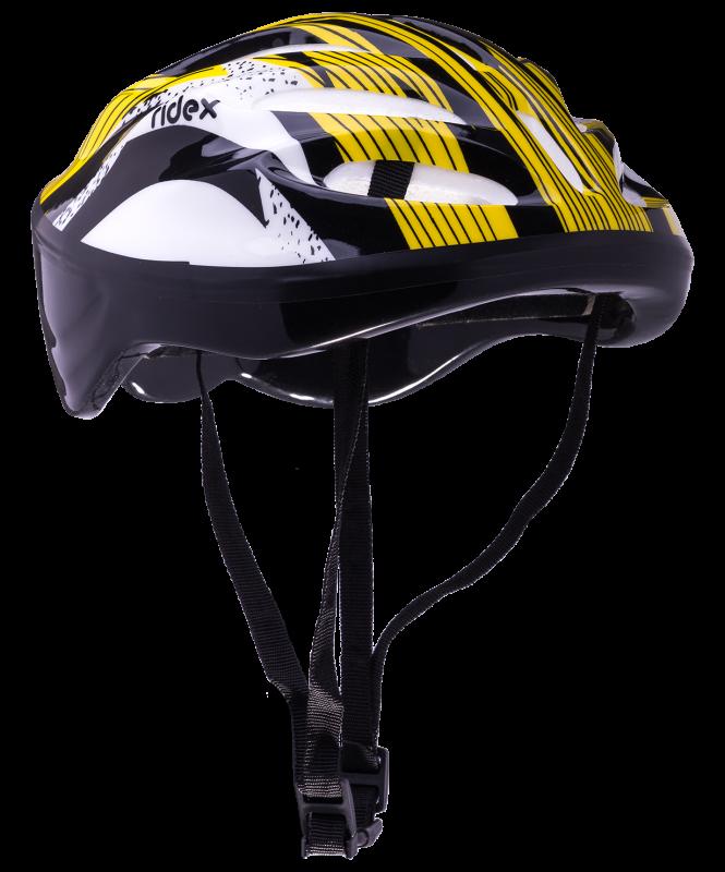 Шлем защитный Cyclone, желтый/черный, RIDEX