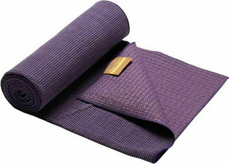 Плед для йоги HUGGER MUGGER Bamboo Yoga Towel фиолетовый
