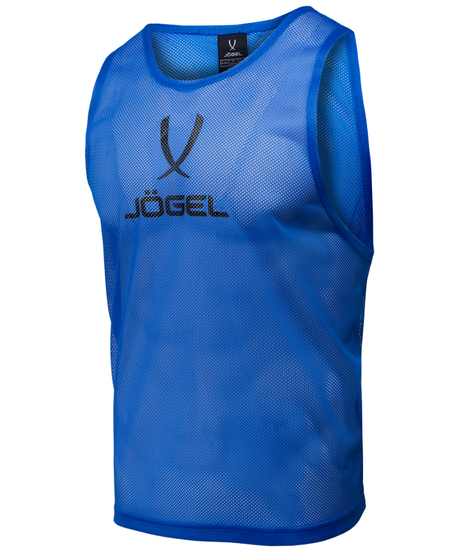 Манишка сетчатая Training Bib, синий, Jögel