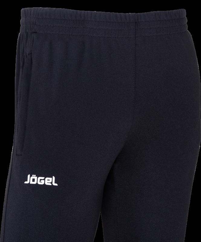 Костюм тренировочный JPS-4301-061, полиэстер, черный/белый, Jögel