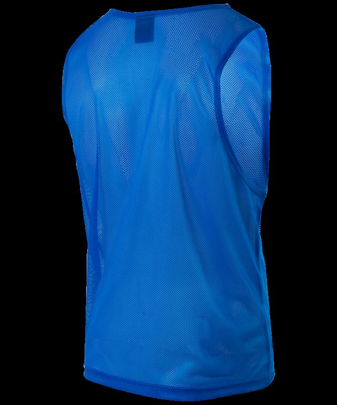 Манишка сетчатая Jögel Training Bib, детский, синий