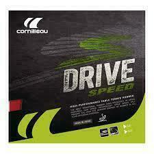 Накладка на ракетку для настольного тенниса Cornillleau DRIVE SPEED 2мм Черная