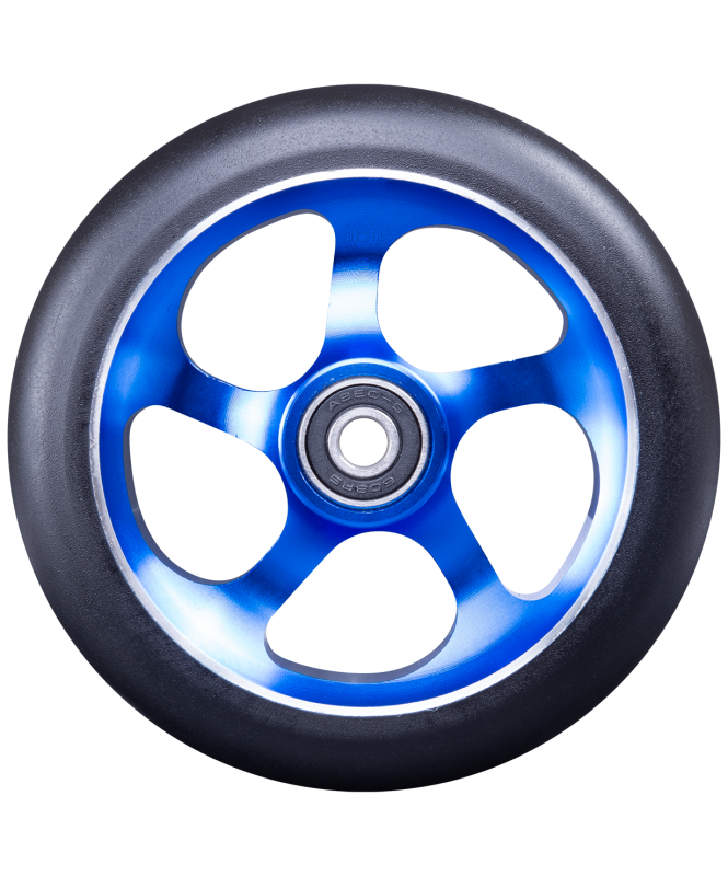 Колесо для трюкового самоката Transit Blue 120mm, XAOS
