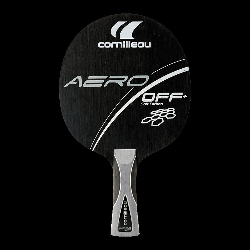 Основание для теннисной ракетки Cornillleau AERO OFF+ SOFT CARBON