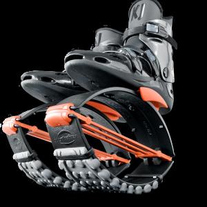Kangoo Jumps XR3 Black & Orange (Черный-оранжевый)