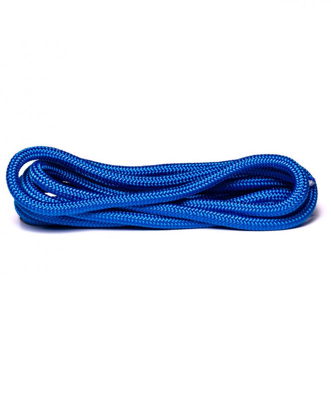 Скакалка для художественной гимнастики RGJ-401, 3м, синий, Amely