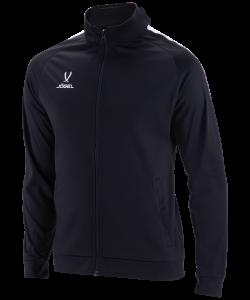 Олимпийка CAMP Training Jacket FZ, черный, Jögel