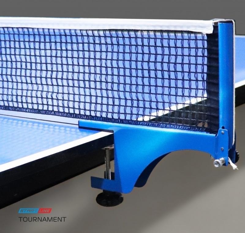 Профессиональная турнирная сетка для настольного тенниса, START LINE TOURNAMENT