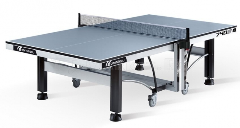 Теннисный стол Cornilleau Competition 740 ITTF Indoor Grey