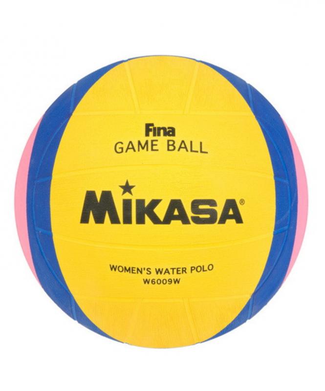 Мяч для водного поло W 6009 W FINA Approved, Mikasa