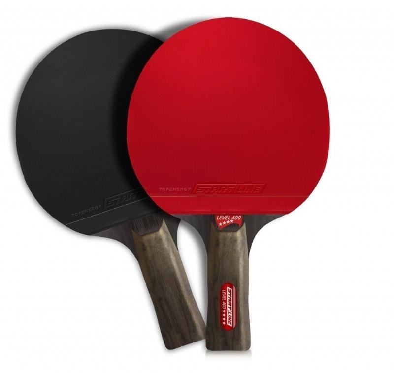 Ракетка для настольного тенниса START LINE Level 400 (прямая)