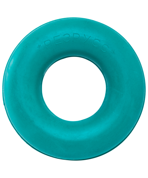 Эспандер кистевой Кольцо, 30 кг, зеленый