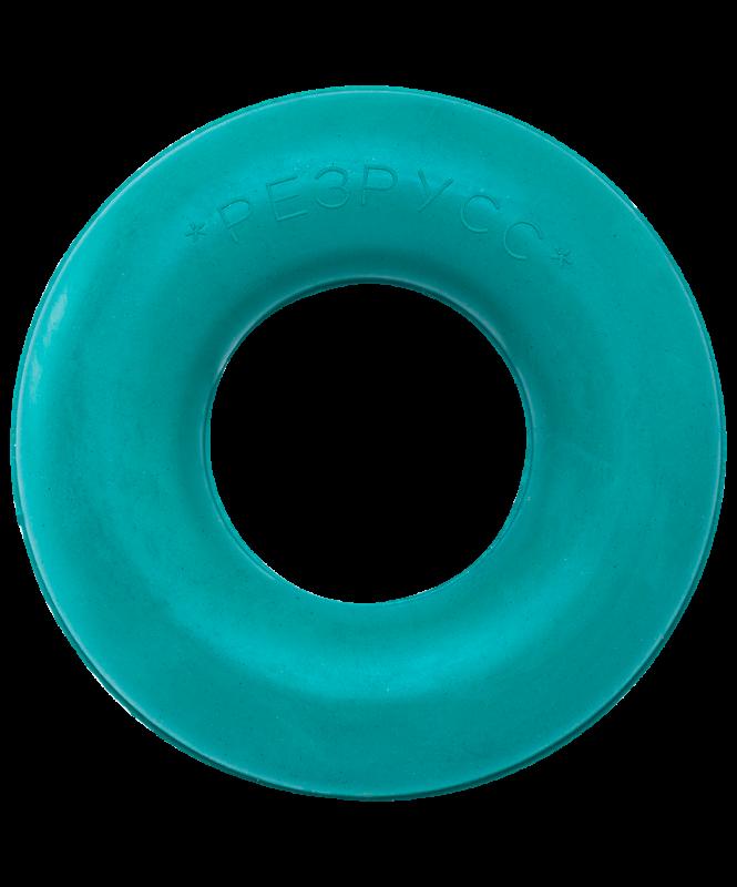 Эспандер кистевой Кольцо, 30 кг, зеленый, Colton