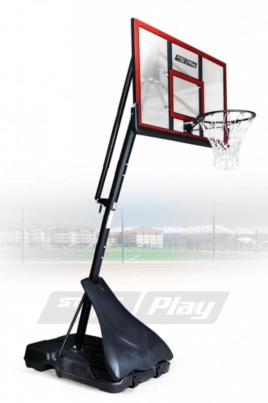 Мобильная баскетбольная стойка Startlin SLP Professional-029