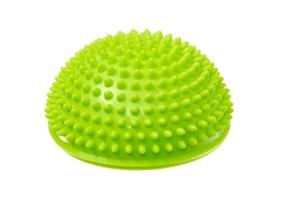 Полусфера балансировочная массажная, зеленая BRADEX SF 0245