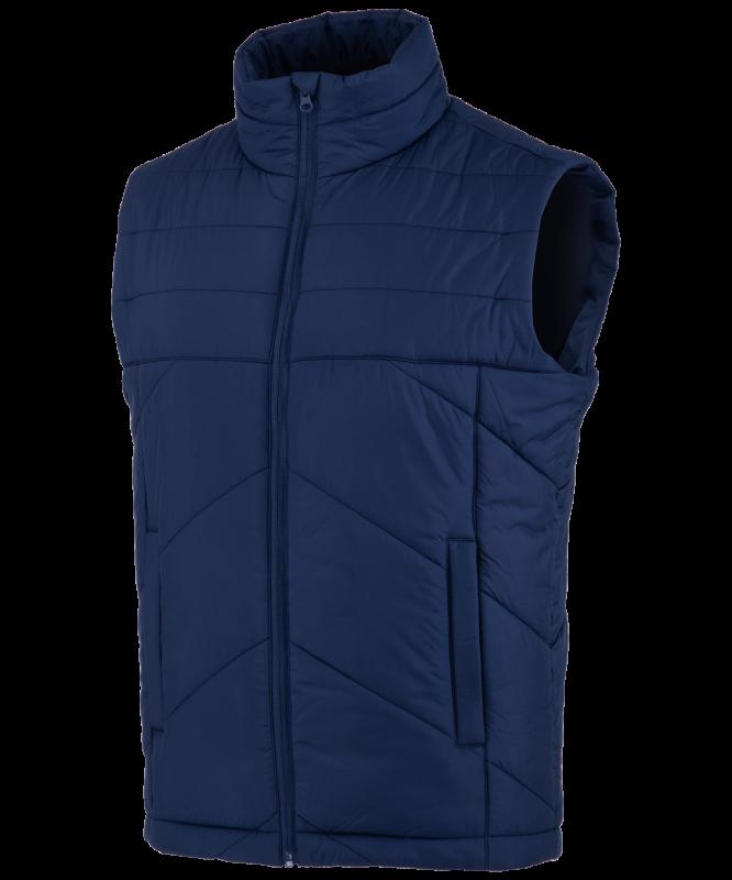 Жилет утепленный детский ESSENTIAL Padded Vest, темно-синий, Jögel
