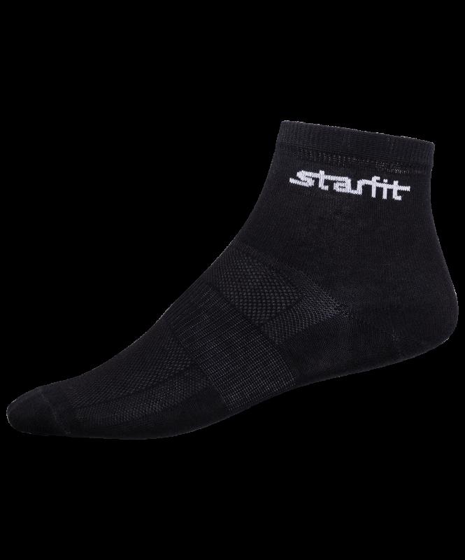 Носки средние SW-204, черный, 2 пары, Starfit