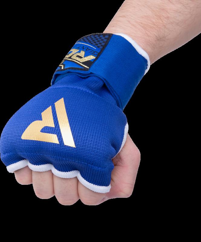 Внутренние перчатки для бокса HYP-ISU BLUE, RDX