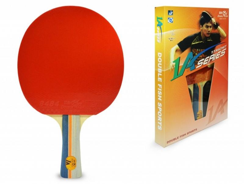 Ракетка для настольного тенниса START LINE DOUBLE FISH 1А-С