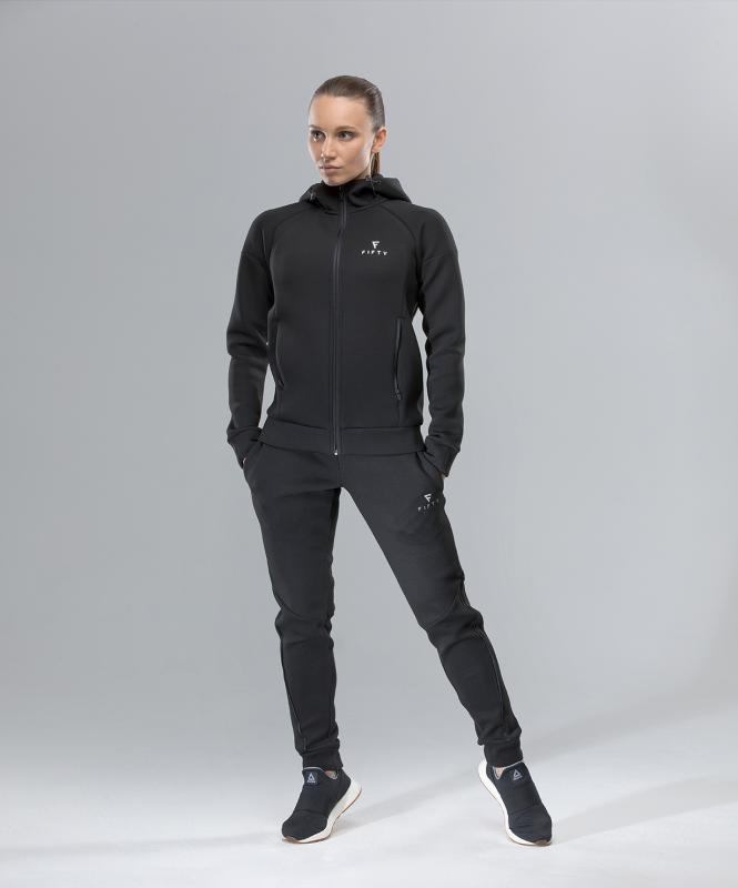 Женские спортивные брюки Intense PRO FA-WP-0101, черный, FIFTY