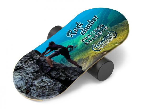Балансировочная доска Elements Rock climber 3