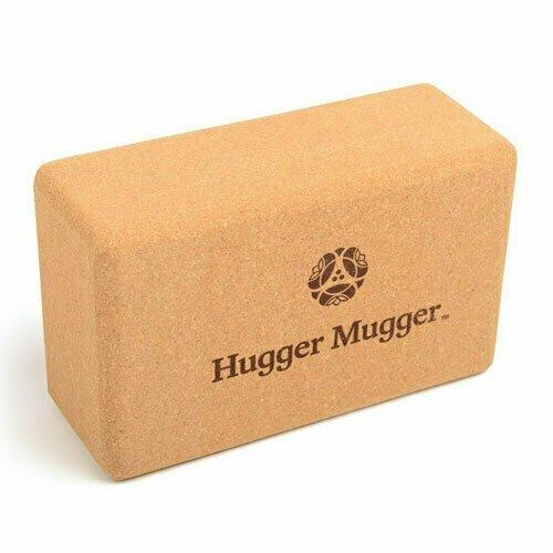 Блoк для йoги Cork Block Hugger Mugger CORK