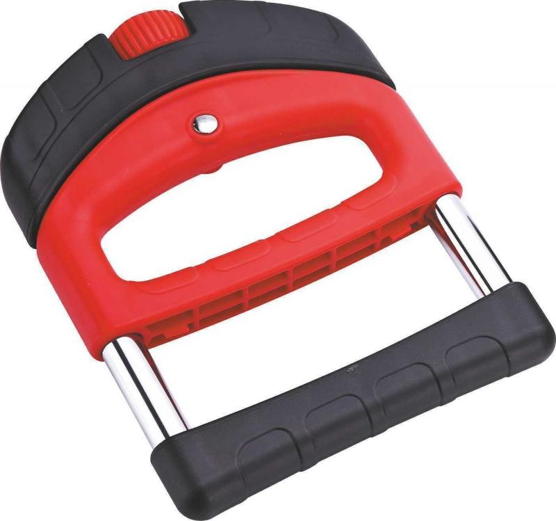 Эспандер для армрестлинга с регулируемой нагрузкой черно-красный