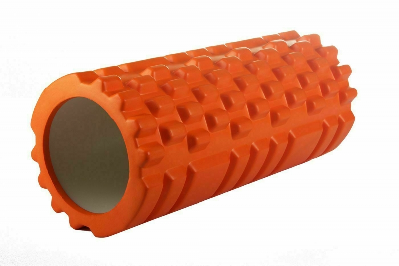 Валик для фитнеса «ТУБА» оранжевый BRADEX SF 0065