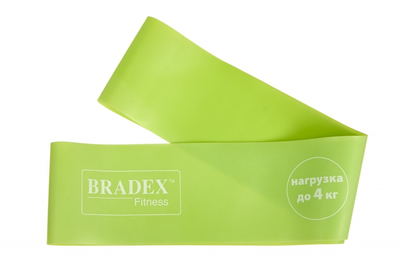 Эспандер-лента, нагрузка до 4 кг BRADEX SF 0259