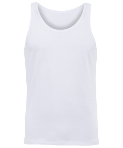 Майка гимнастическая AA-5921, хлопок, белый (36-42), Amely
