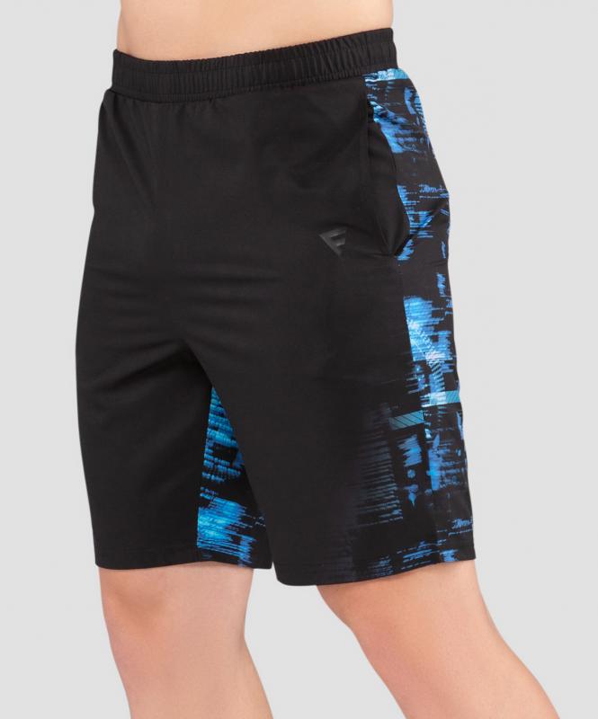 Мужские шорты Cyber Code FA-MS-0203-775, с принтом, FIFTY