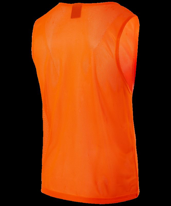 Манишка сетчатая Jögel Training Bib, оранжевый, детский