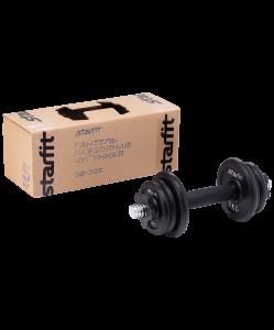 Гантель разборная чугунная в коробке DB-713,  5 кг , Starfit