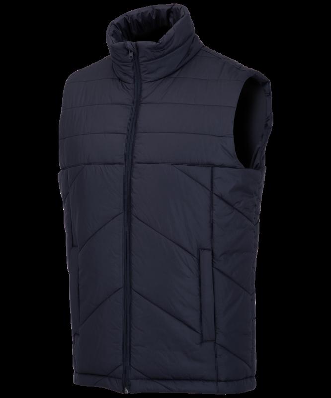 Жилет утепленный детский ESSENTIAL Padded Vest, черный, Jögel
