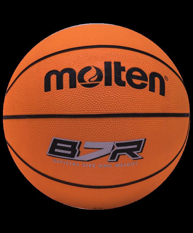 Мяч баскетбольный B7R №7, Molten