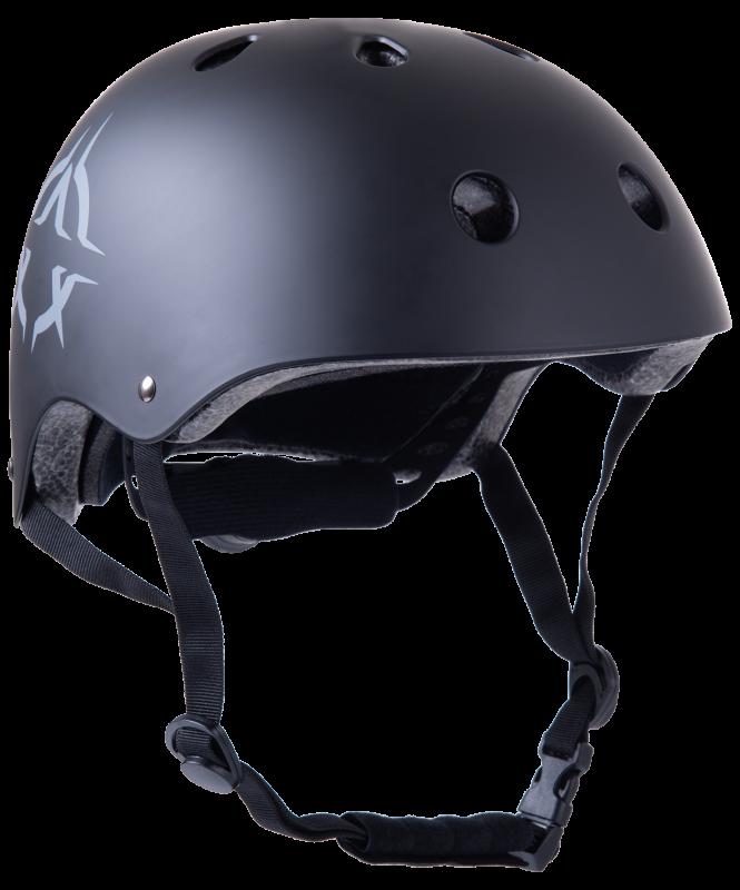 Шлем защитный Ramp Black, XAOS