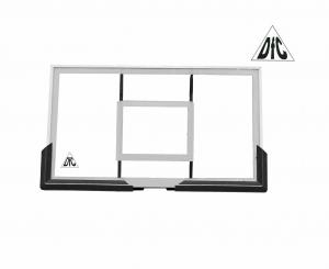 Баскетбольный щит DFC 136x80см (б/крепления) BD54P