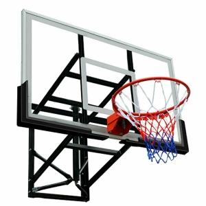 Баскетбольный щит DFC  BOARD60P 152x90cm поликарбонат  (два короба)